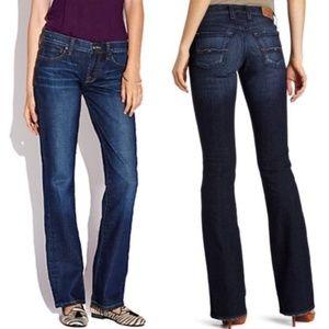 Lucky Brand Stark Sweet N Low Boot Cut Jeans
